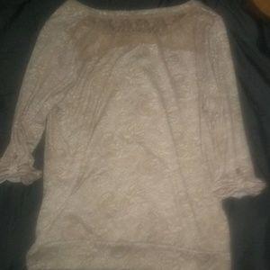 French laundry quarter sleeve xl